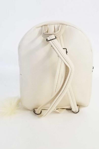 Sırt Çantası Kemik Pullu Mini Çanta