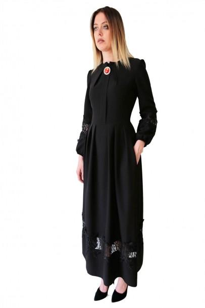 Kadın Elbise Siyah