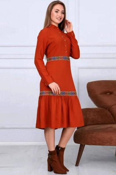 Bayan elbise Kısa Yazlık