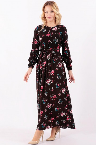 Yazlık Boydan Elbise Robalı