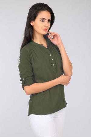 Bayan Gömlek Haki