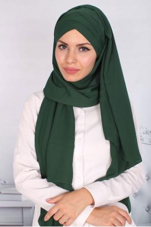 Bayan Tesettür Nevrulu Şal