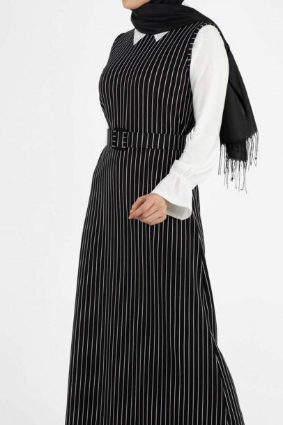 İkili Takım Elbise ve İçlik Kombin