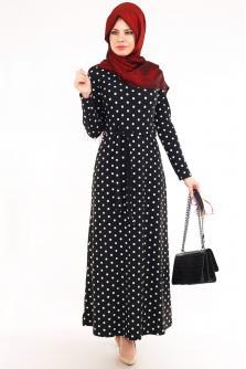 1ddd9457f0d76 Tesettür Elbise - Tesettür Yazlık Elbise Fiyatları