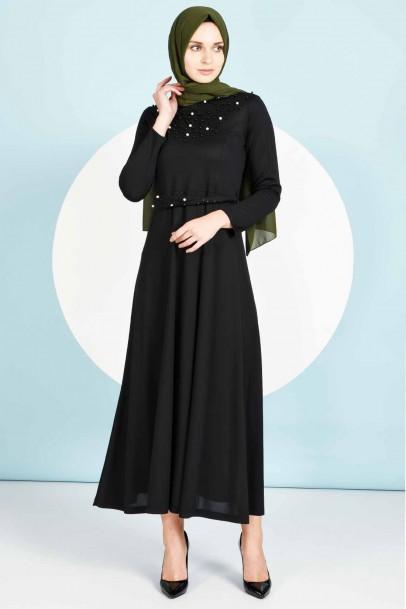 Genç Siyah Elbise