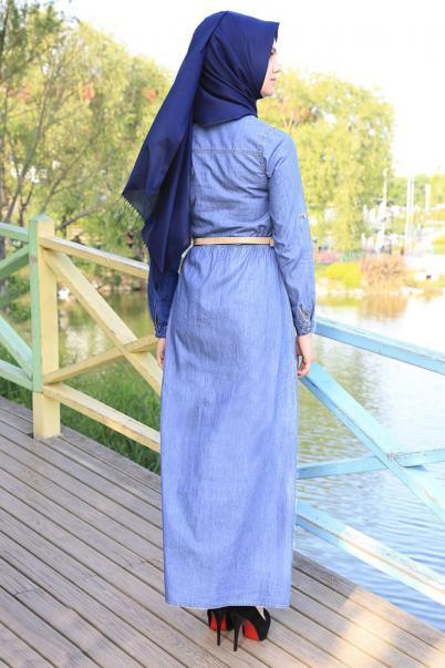 Kot Uzun Elbise