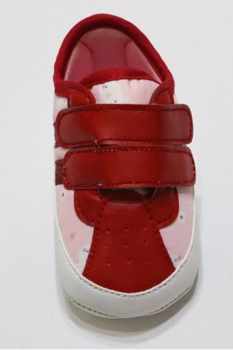 Bebek Ve Çocuk  Ayakkabısı Kırmızı
