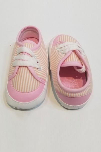 Bebek Patik Ayakkabı Pembe