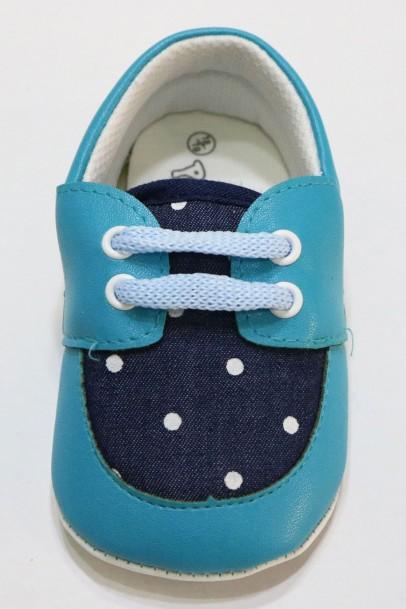 Bebek Patik Ayakkabı Süet İlk Adım