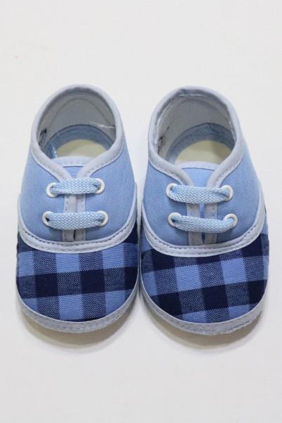 Ekose Çocuk  Ayakkabısı