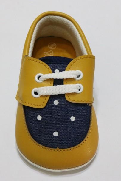 İlk Adım Bebek Patik Ayakkabı Süet