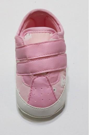 Kız Çocuk  Ayakkabısı Süet İlk Adım