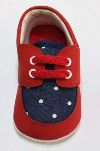 Patik Bebek Ayakkabı Süet İlk Adım