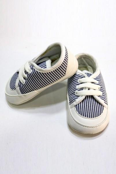 Patik Çocuk  Ayakkabısı Çizgili