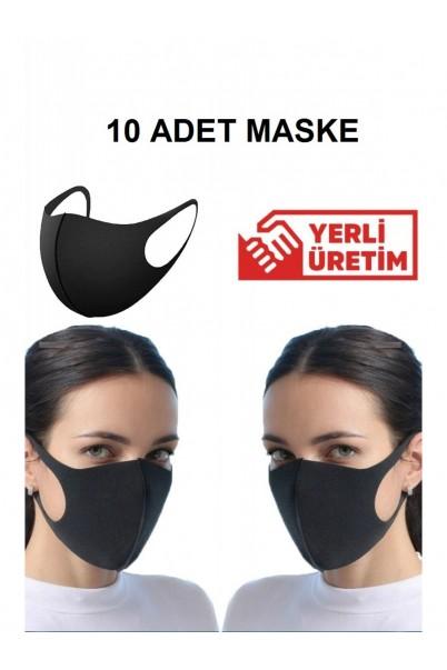 Nano Air Yüz Maskesi 5 Adet